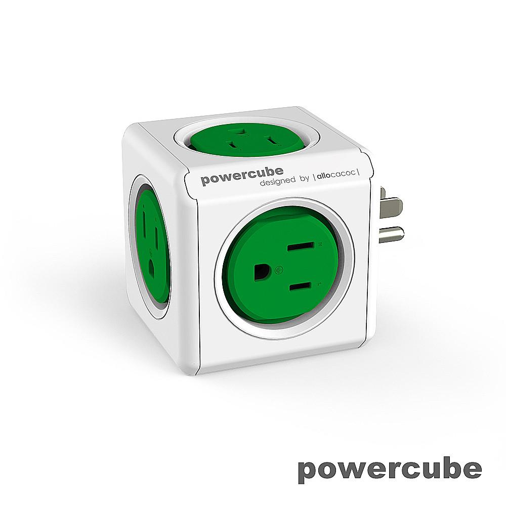 荷蘭powercube 擴充插座5面3孔 索樂生活.usb充電座 擴充插座 usb延長線