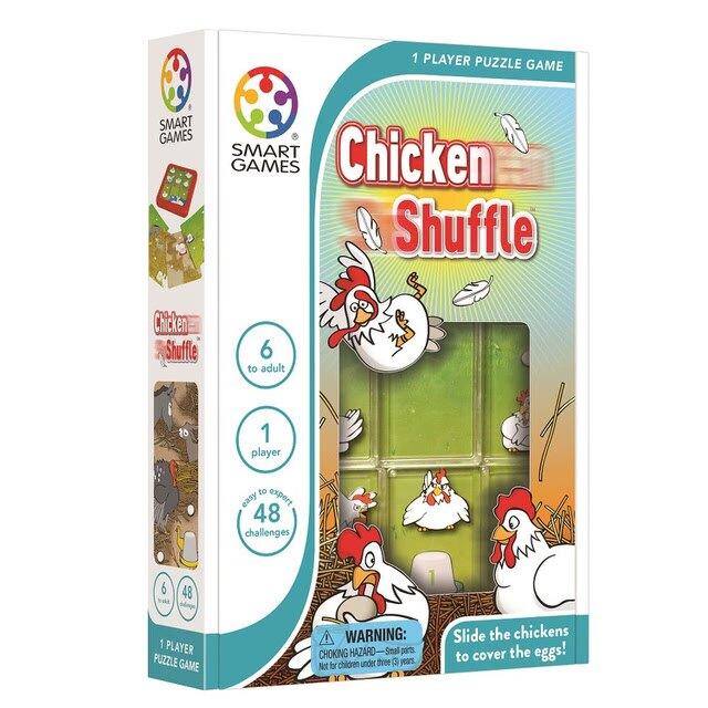 【 和誼出品 - SMART GAMES 】 桌遊 雞蛋保衛戰 東喬精品百貨
