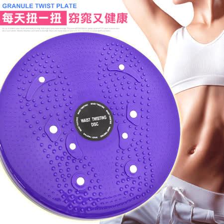 磁石按摩顆粒扭扭盤/扭腰盤 D060-TP801