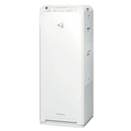 【DAIKIN大金】12.5坪空氣清淨機(白色) MCK55USCT-W