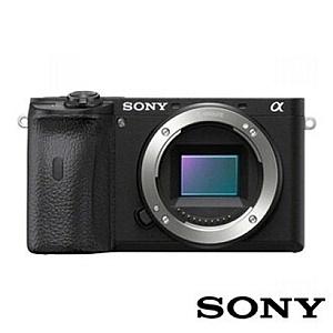 限量送電池+32G高速卡+好禮 SONY 相機 A6600 單機身 ILCE-6600