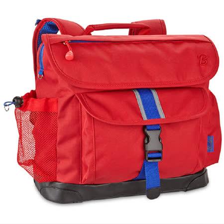 美國Bixbee - 經典系列活力紅大童輕量舒壓背書包