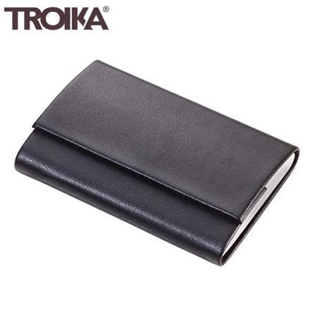 德國TROIKA防盜信用卡夾CCC05