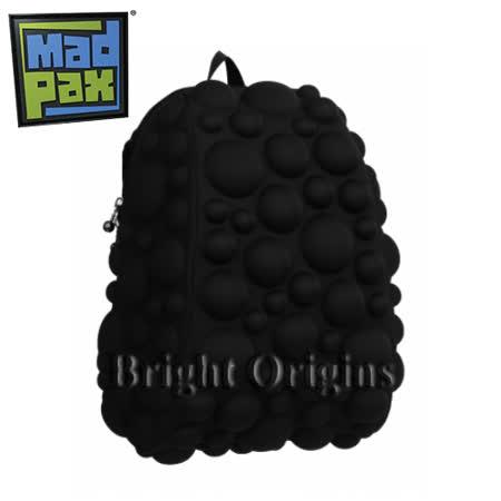 MadPax時尚造型包 氣球包 中包(黑色)