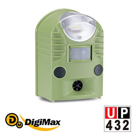 DigiMax★UP-432 『地震魚』多功能地震警報器