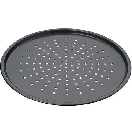 《KitchenCraft》Chicago不沾脆皮披薩烤盤(14吋)