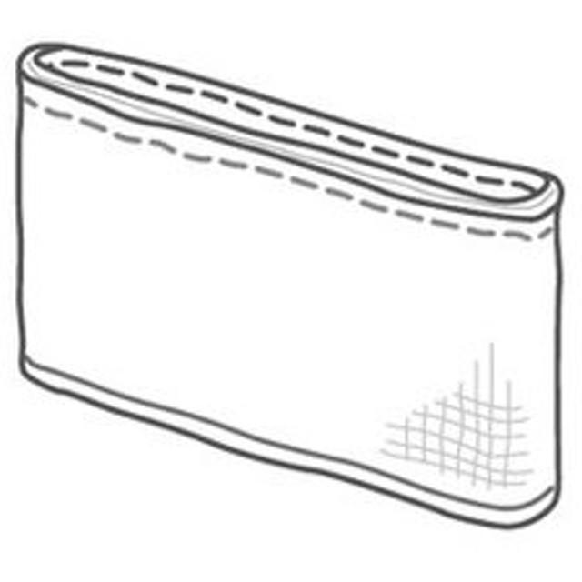 パナソニック F-ZXKV40 【創業74年、新品不良交換対応】 空気清浄機 加湿フィルター