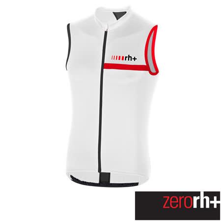 ZeroRH+ 義大利 Prime 男仕專業自行車衣(白) ECU0512_039