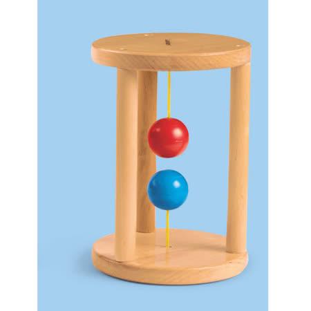 【華森葳兒童教玩具】科學教具系列-磁力體驗架-懸浮 N8-LL763