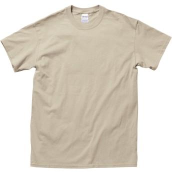 ギルダン Tシャツ 6.0ozウルトラコットン半袖無地Tシャツ [メンズ] [並行輸入品] サンド L