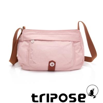 tripose 微旅系列淑女側肩包 玫瑰粉