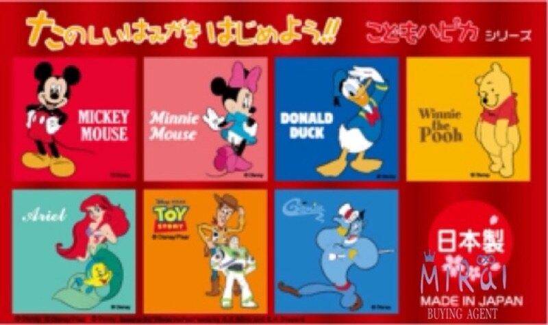 《現貨》日本-MINIMUM Hapica 迪士尼兒童電動牙刷