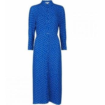 ホイッスルズ Whistles レディース ワンピース ワンピース・ドレス Selma Tie Dress Blue/Multi