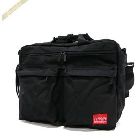 マンハッタンポーテージ Manhattan Portage メンズ ビジネスバッグ Tribeca bag M 3way ショルダーバッグ ブラック 1446ZH BLACK