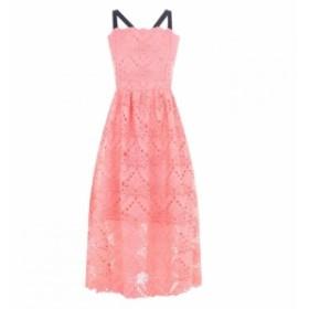 パーセヴェランス ロンドン Perseverance レディース ワンピース ワンピース・ドレス Lace Dress Coral Pink