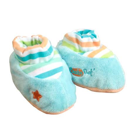 GMPBABY法國娃娃DOUDOU條紋藍學步鞋0~6個月