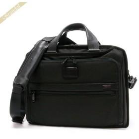 トゥミ TUMI メンズ ビジネスバッグ ALPHA2 BUSINESS オーガナイザー ブリーフ 2wayショルダー ブラック 026132D2 BLACK