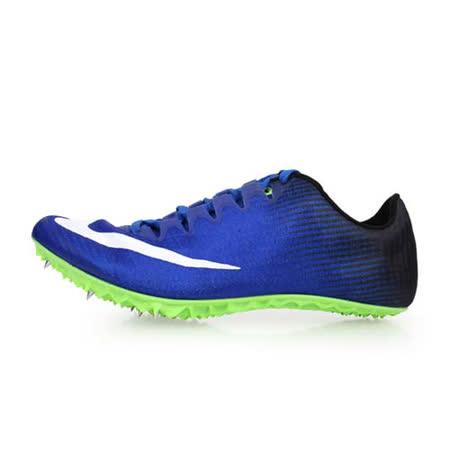 (男女) NIKE ZOOM SUPERFLY ELITE 田徑釘鞋-短距離 藍黑白