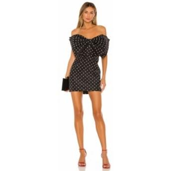 バルドー Bardot レディース ワンピース ワンピース・ドレス Spot Bow Dress Polka Dot
