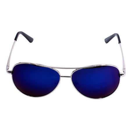 【Dr.Mango】抗UV偏光雷朋太陽眼鏡-藍魔片