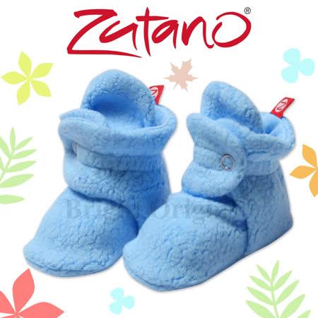 美國ZUTANO COZIE刷毛腳套(蜻藍)