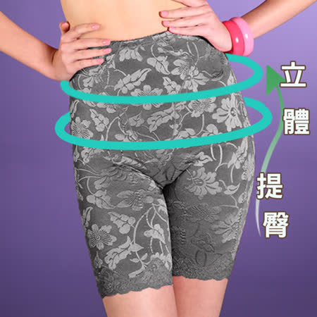 【安吉絲】420丹雙元素完美塑型體雕褲(神秘灰)