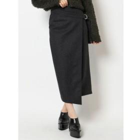 【エヴリス/EVRIS】 ラップタイトミディスカート