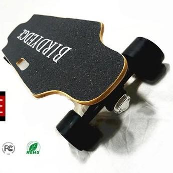BIRDYEDGE 電動滑板 黑色PLUS公路