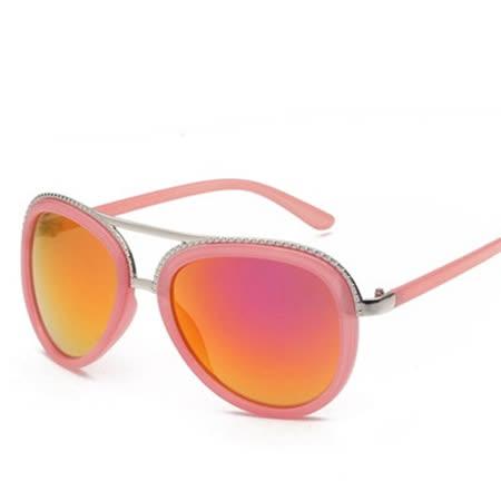 【米蘭精品】太陽眼鏡墨鏡 -獨特造型潮流百搭男女眼鏡配件13色73en37