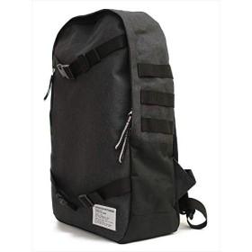 ラウンドリュック バッグ レディース メンズ 通勤 通学 軽量 B4サイズ対応 黒 ネイビー グレー ジム通い 大容量サイズ[ブラック]