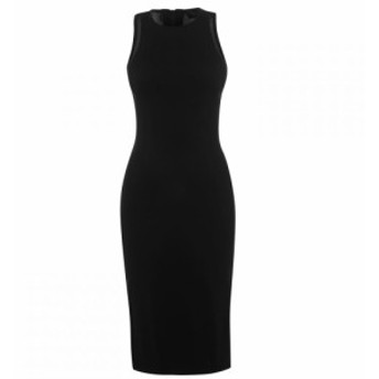 ケンダルアンドカイリー Kendall and Kylie レディース ワンピース ワンピース・ドレス Scuba Dress Black