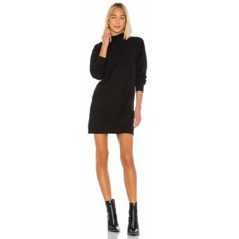 ラグandボーン Rag and Bone レディース ワンピース ワンピース・ドレス Utility Turtleneck Dress Black