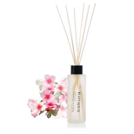 Nature Scents 自然芬芳 香氛擴香瓶組60ml 櫻花