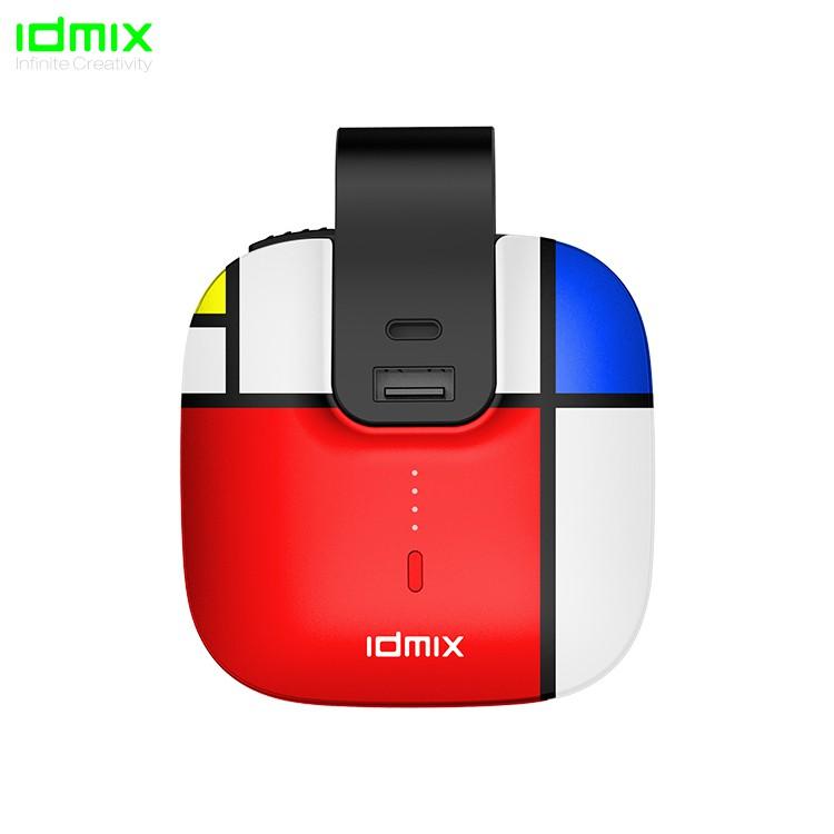 IDMIX MR CHARGER 5000 (CH03) 多功能旅充行動電源 蒙德里安
