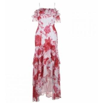 キープセイク Keepsake レディース ワンピース ワンピース・ドレス Enchanted Dress Rose Floral