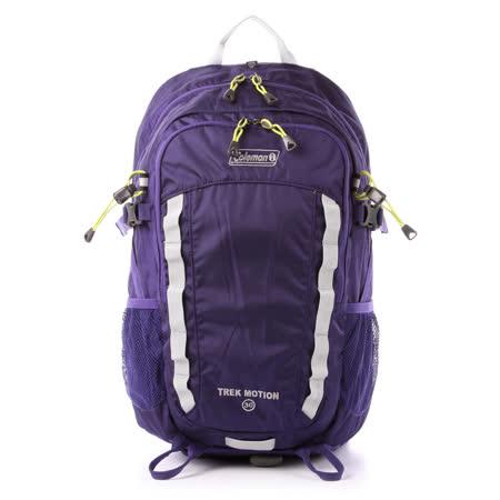 美國Coleman。MOTION 30健行包。CM-27025M000 (紫)
