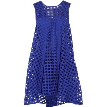 《セール開催中》MILLY レディース ミニワンピース&ドレス ブライトブルー 2 ポリエステル 91% / ポリウレタン 9%