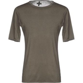 《セール開催中》MD 75 メンズ T シャツ スチールグレー XL コットン 100%