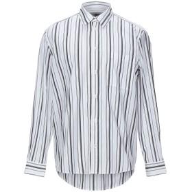 《セール開催中》MSGM メンズ シャツ ブラック 41 コットン 100% / ポリエステル