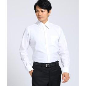 タケオキクチ マイクロドットブロードシャツ メンズ ホワイト(001) 02(M) 【TAKEO KIKUCHI】
