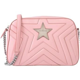 《セール開催中》STELLA McCARTNEY レディース 肩掛けバッグ ピンク 紡績繊維