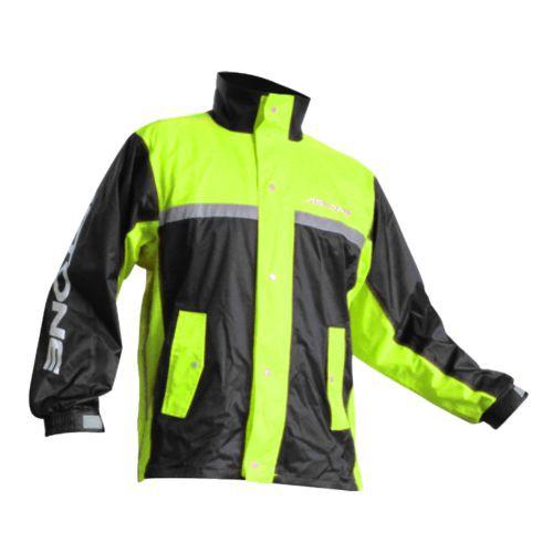 ASTONE RA-502 兩件式雨衣 黑螢光黃 運動型雨衣 雙側開 防風防水透氣 機車雨衣《比帽王》