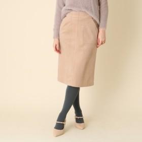 [マルイ]【セール】【WEB限定プライス手洗い可】コーデュロイミドルスカート/クチュールブローチ(Couture Brooch)