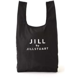 【公式/JILL by JILLSTUART】ポケッタブルマルシェバッグ/女性/ナイロンバッグ/ブラック/サイズ:FR/