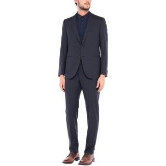 《セール開催中》CARUSO メンズ スーツ ダークブルー 48 ウール 100%