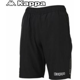【メール便対応】カッパ サッカー プラクティスパンツ メンズ KF952SP22-BK