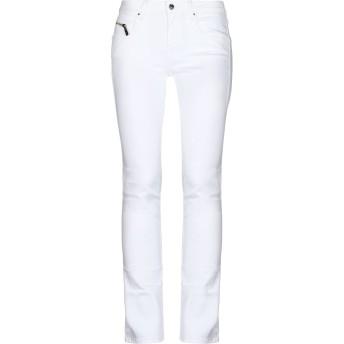 《セール開催中》KAOS JEANS レディース パンツ ホワイト 26 指定外繊維(テンセル) 63% / コットン 30% / ポリエステル 5% / ポリウレタン 2%
