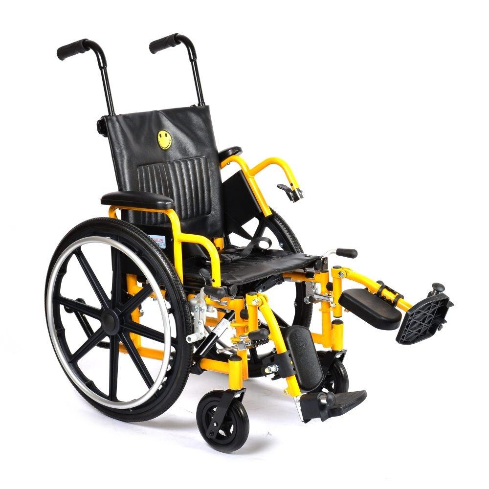 來而康 恆伸 機械式輪椅 ER-1056 兒童專用輪椅 輪椅補助C款 贈 輪椅置物袋