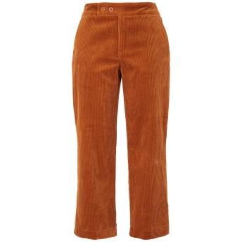 《セール開催中》NICLA レディース パンツ 赤茶色 XS コットン 99% / ポリウレタン 1%