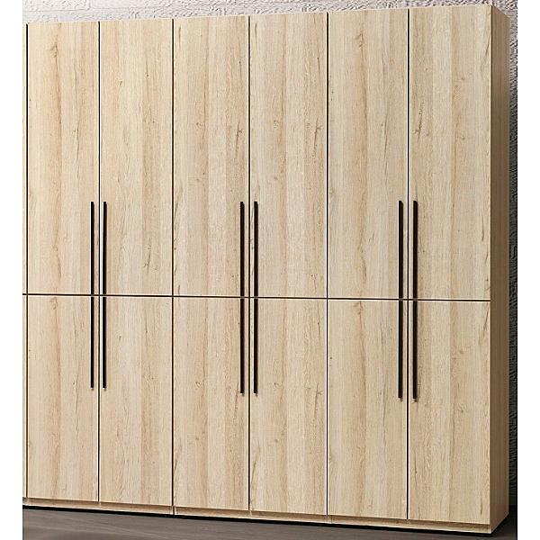 衣櫃 衣櫥 QW-064-243 蕾吉娜7尺衣櫃【大眾家居舘】